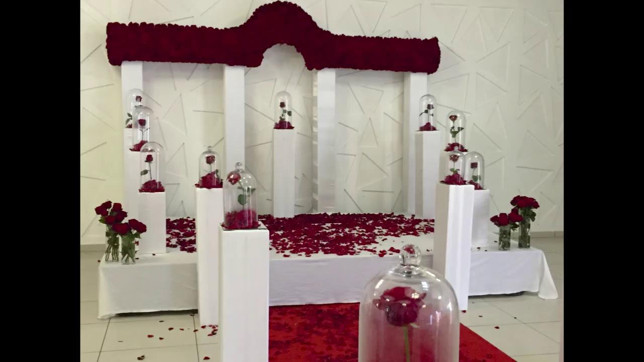 Mariage Gitan Decoration Youtube