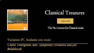 Johannes Brahms - Variation IV. Andante con moto