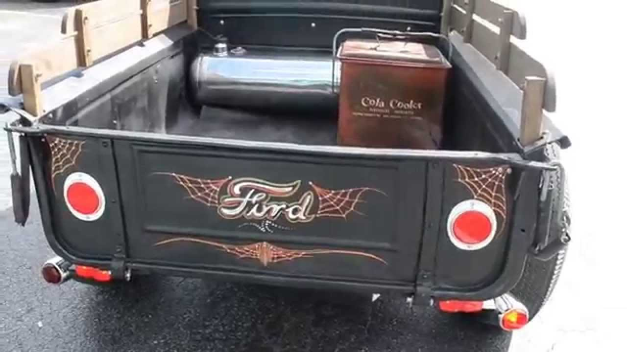 1930 Ford Model A Pickup Rat Rod For Sale Classic Cars Stuart, FL ...
