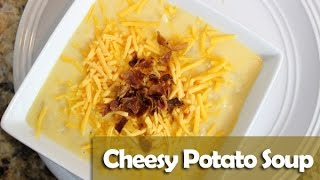 Bg Recipe: How To Make Easy Crockpot Potato Cheese Soup