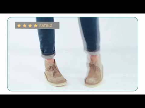 1effa5ba968 Clarks Originals Desert Boot Womens - Planetshoes.com - YouTube
