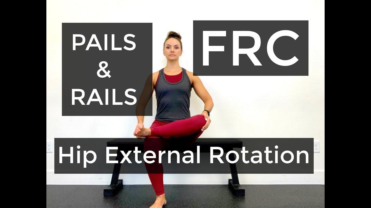 Functional Range Conditioning - Hip External Rotation - PAILS & RAILS