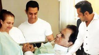 Salman & Aamir Visits Dilip Kumar Many Times Says Saira Banu
