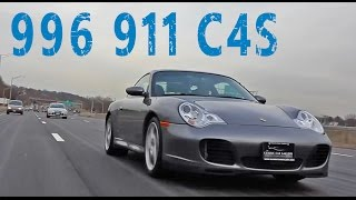 Some love for the Porsche 996 911 and drag race with a new C4S