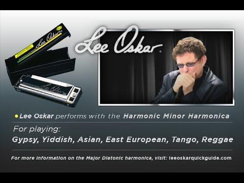 Lee Oskar Harmonic Minor C-moll Mundharmonika Folklore & Welt