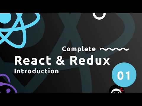Complete React Tutorial (with Redux) - YouTube