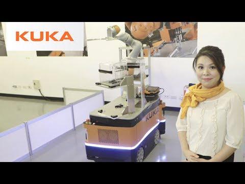 KUKA Electronics and Mobility TechCenter Taipei, Taiwan - Walkthrough
