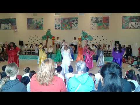 Pacific Heritage Academy- May Day 2018