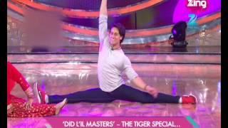 'DID L'IL Masters' -- The Tiger special