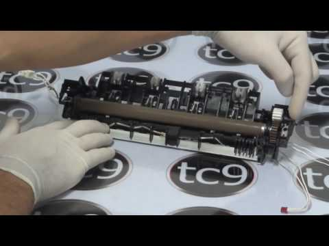 Video Aula Manutencao do Fusor Brother DCP-7055 %7C DCP-7060 %7C DCP-7065 %7C MFC-7360