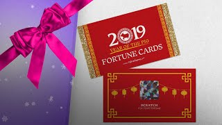 Great Chinese New Year 2019 Gift Ideas / Countdown To 2019! | Christmas Gift Guide
