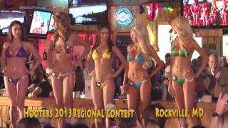 Repeat youtube video Hooters 2013 VA MD Regional Swimsuit Contests