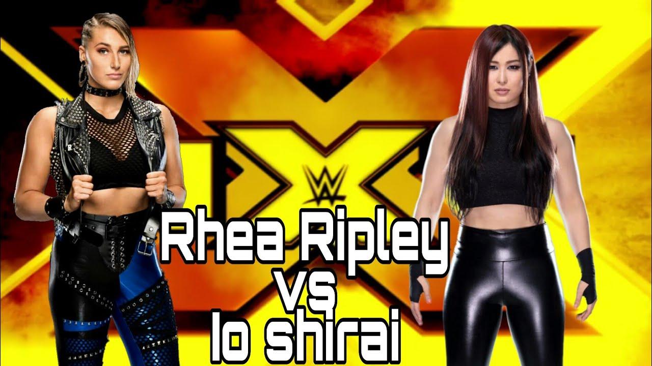 Download WR3D|Nxt|Rhea Ripley vs Io shirai