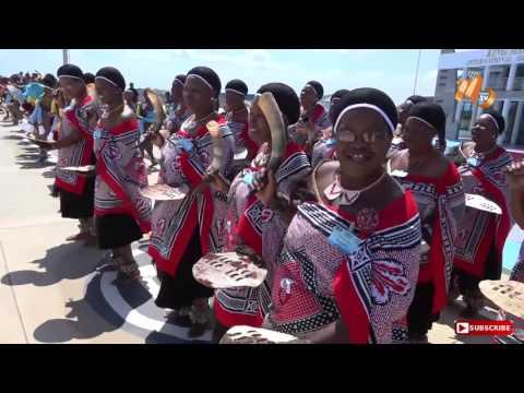 MAKAMU WA RAIS AWASILI MBABANE SWAZILAND KUHUDHURIA MKUTANO WA SADC