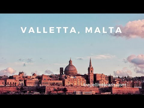 Travel in Valletta and Malta