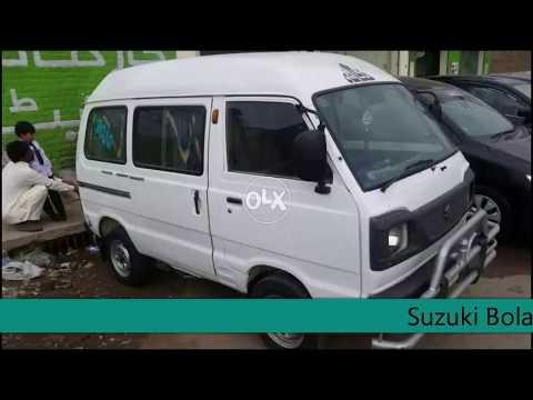 Suzuki Bolan (Carry Dabba) For Sale Model 2010