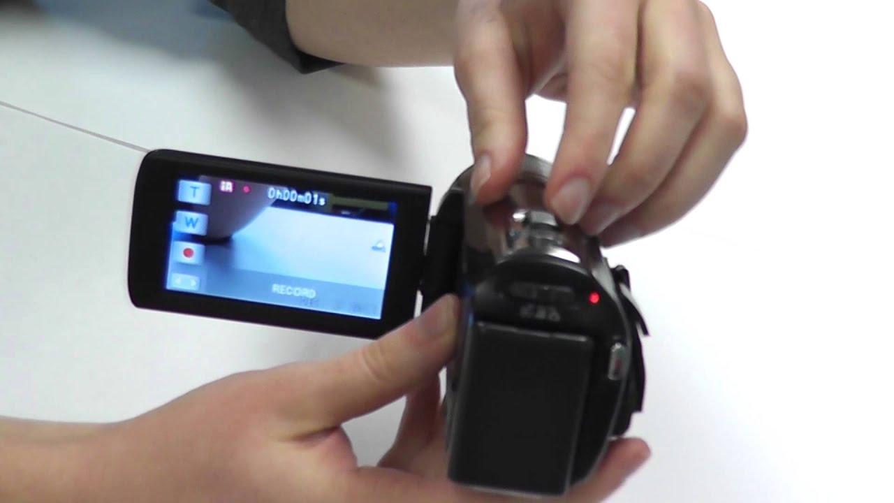 panasonic hc v500 tutorial youtube rh youtube com