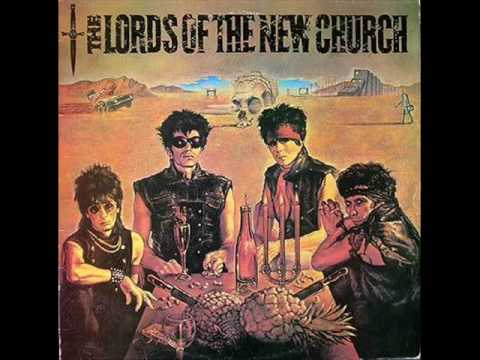 The Lords of the New Church  Im Not Running Hard Enough