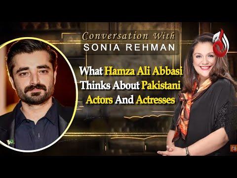 What Hamza Think About Pakistani Actors And Actresses | Sonia Rehman | Hamza Ali Abbasi | Best Scene