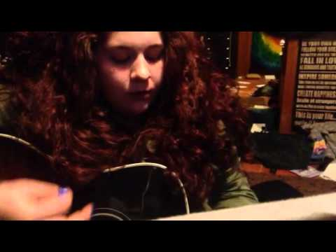 Right Through You - Alanis Morissette Cover by Mackensie Pr