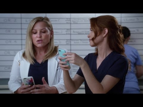 Arizona Robbins 14x06 Part1