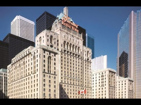 Fairmont Royal York Hotel in Toronto Canada - 2015