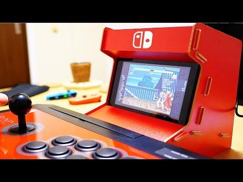 finally...we have it now【Switch】Hori RAP V Arcade Stick