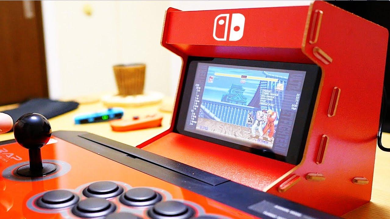 Finally We Have It Now【switch】hori Rap V Arcade Stick