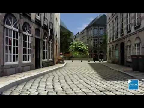 SIRADEL - Realistic 3D City Modeling