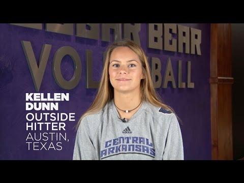 Volleyball: Meet Kellen Dunn