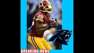 Bashaud Breeland Welcome to the Panthers