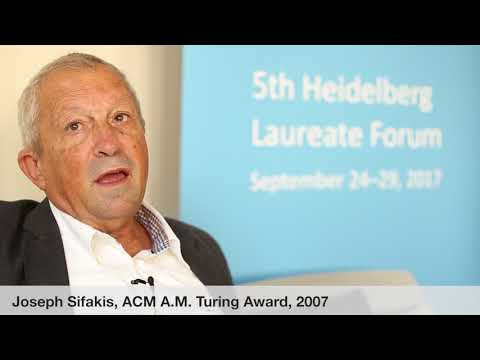 Laureate interviews at the 5th HLF: Joseph Sifakis