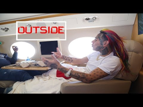 6IX9INE - STOOPID VLOG W / PVNCH & TR3YWAY IN MIAMI ( OUTSIDE EP. 5 )