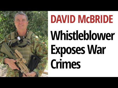 Military Whistleblower Exposes Australian War Crimes in Afghanistan