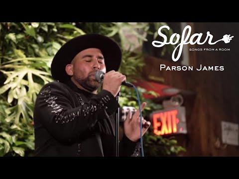 Parson James - Only You | Sofar NYC