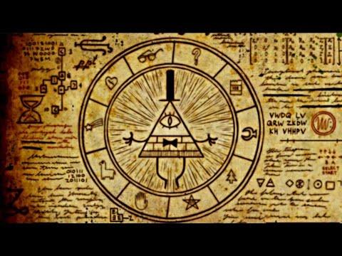Расшифровка круга Билла Шифра (с объяснением)