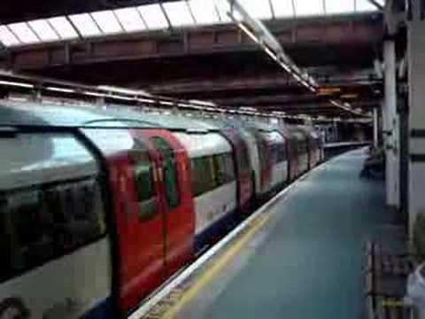 London Underground - WARNING - SWEARING AND INAPPROPRIATE LANGUAGE!