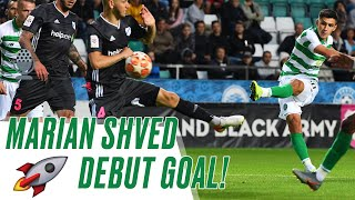 🚀 A rocket from Marian Shved makes it Seven! | Celtic new Bhoy scores on competitive debut!