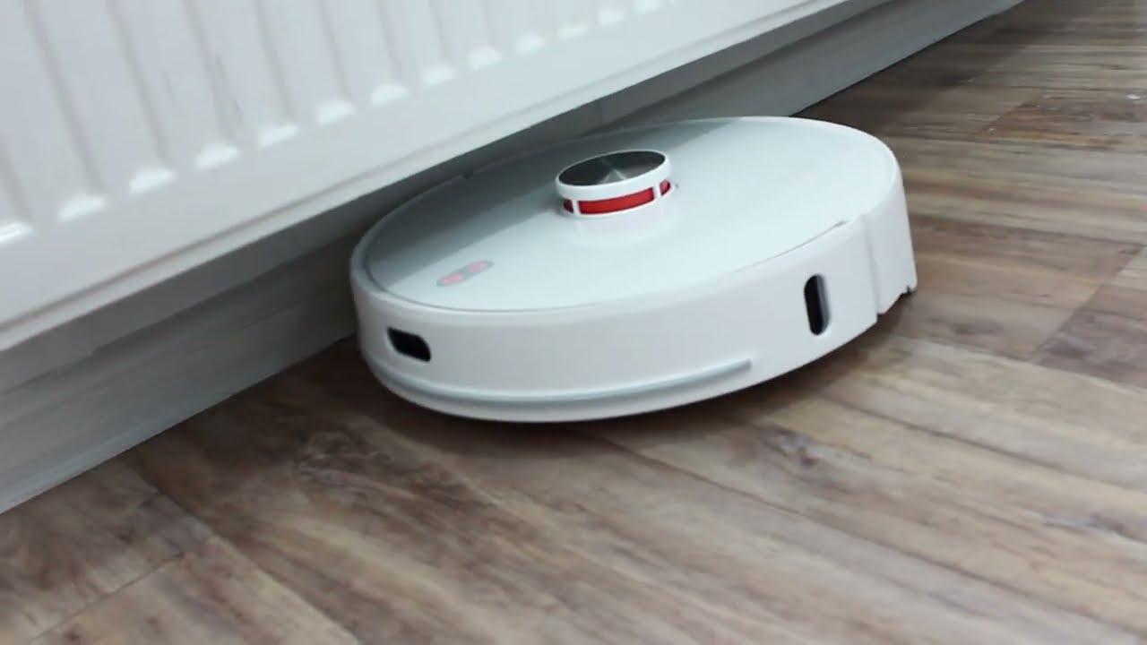 Обзор робота-пылесоса Lydsto R1 с самоотчисткой