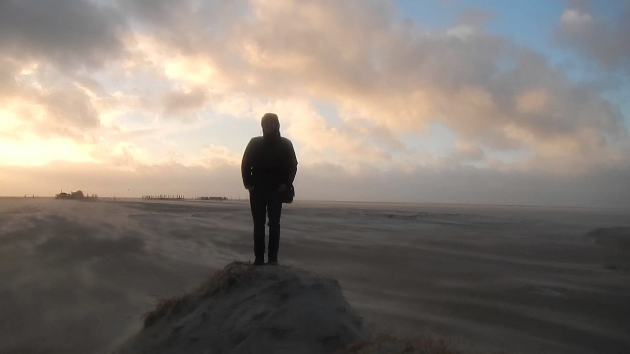 Strand nordsee sonnenuntergang  NORDSEE ° epischer Sonnenuntergang am Strand von SPO - YouTube