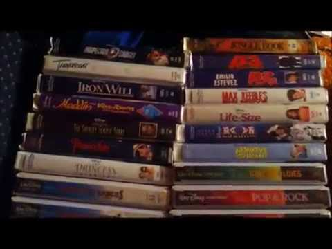 Massive Disney Movie Collection 2014