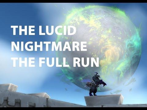 The Lucid Nightmare - The Full Run