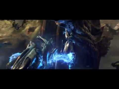STARCRAFT II: LEGACY OF THE VOID - OPENING CINEMATIC