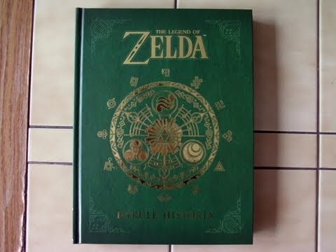 Ein Blick In The Legend Of Zelda Hyrule Historia