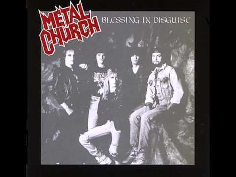 Metal Church - Blessing in Disguise (FULL ALBUM)