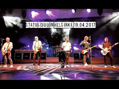 STATUS QUO in Tallinn & Helsinki (mix) | 18-19.04.2017 | Evque
