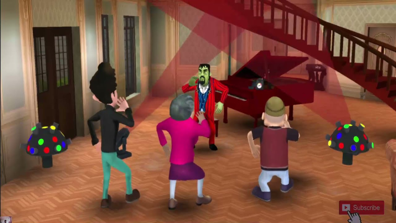 🎯SPECIAL PARTY OF FRANCIS....HORRO BIRDDAY...SCARY STRANGER 3D NEW MOD NEW CHAPTER NEW APK...🎯1173