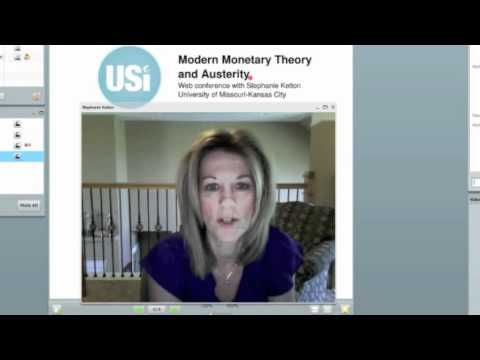 Stephanie Kelton - Moving To a Pure Fiat Money System