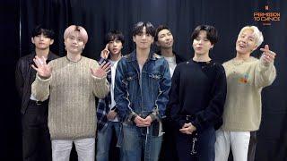 BTS (방탄소년단) PERMISSION TO DANCE ON STAGE - LA Announcement