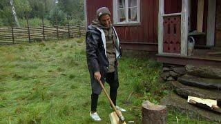 Farmen-Samir Vs Glenn Hysén  – Farmen VIP (TV4)
